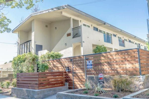 LA Intern Student Housing Building