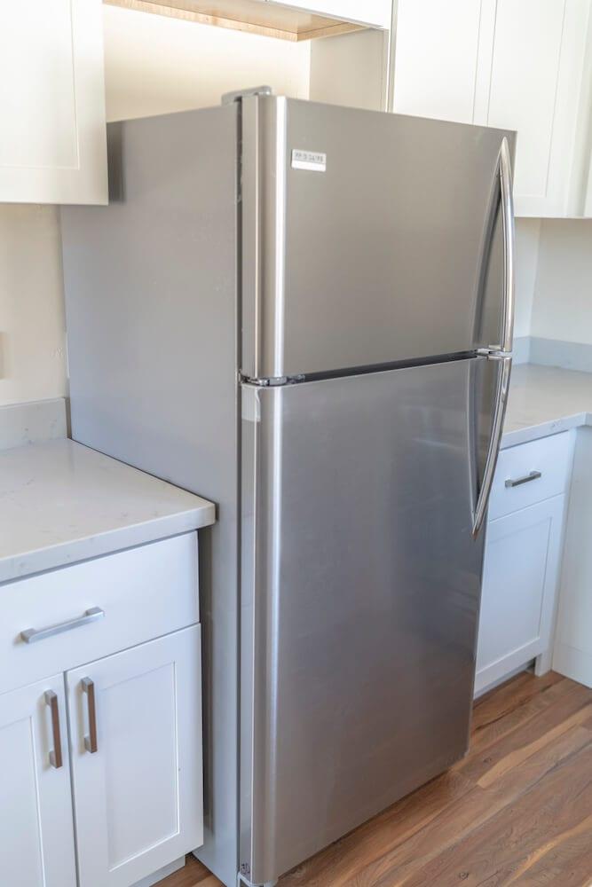 intern housing in LA Refrigerator 2