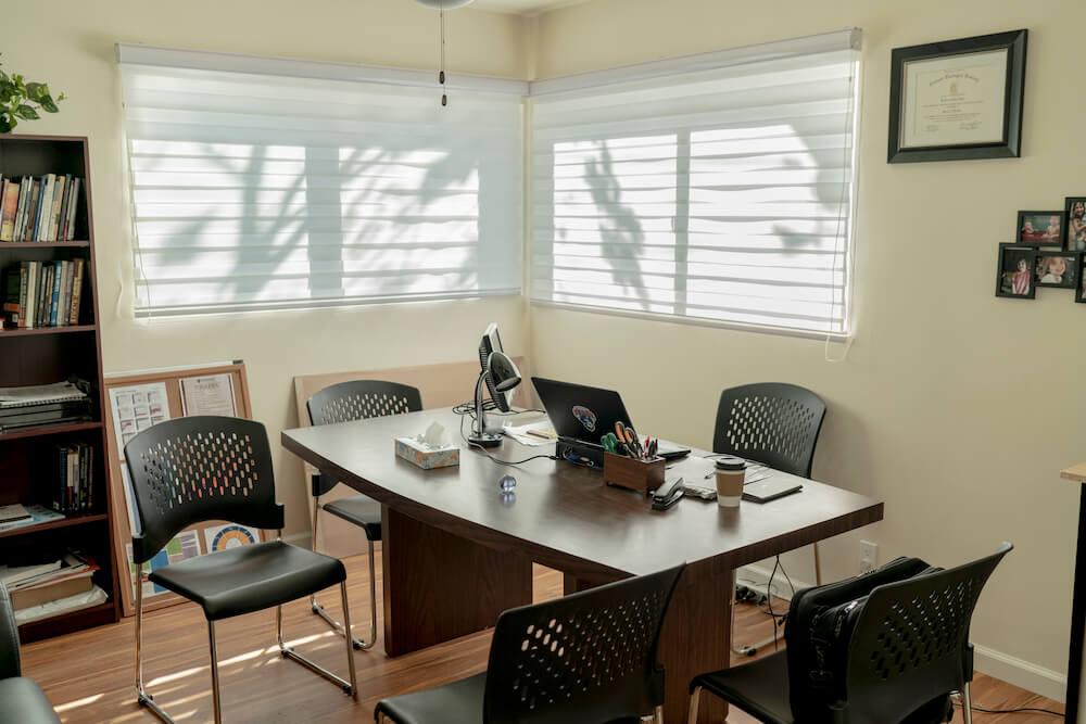 intern housing in LA Home Office