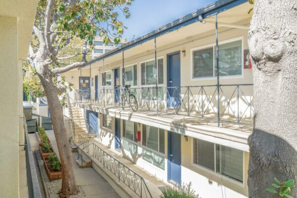 Intern housing in LA Side of Building