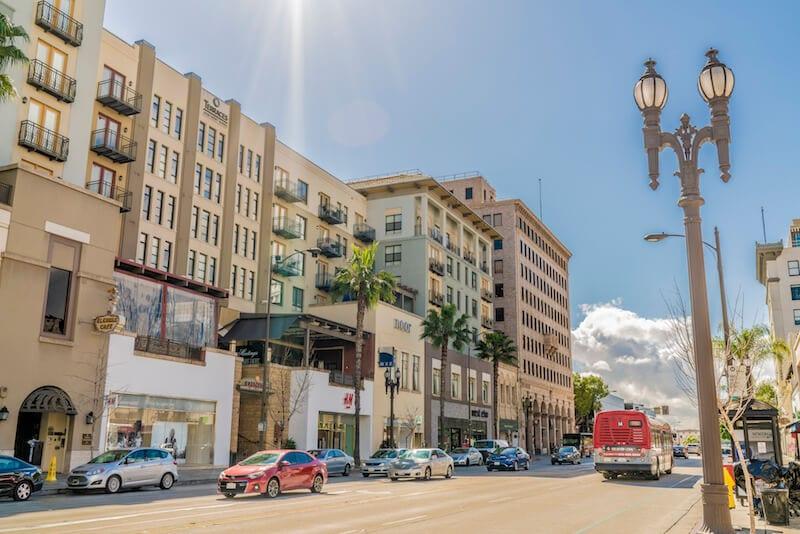 Pasadena Shopping