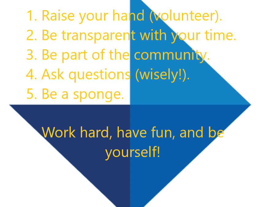 Advice for Interns from Edelman